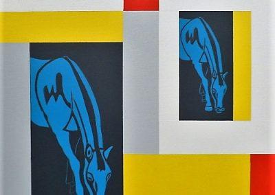 'Inspired by Mondriaan'